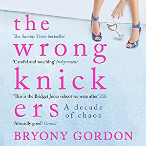 The Wrong Knickers Audiobook