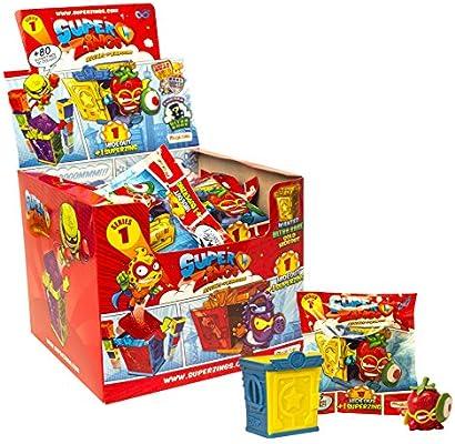 Superzings- Rivals of Kaboom Caja de figuras (Magic Box Int Toys ...