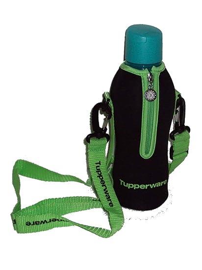 Tupperware Eco 25 oz botella de agua con aislamiento Carry ...
