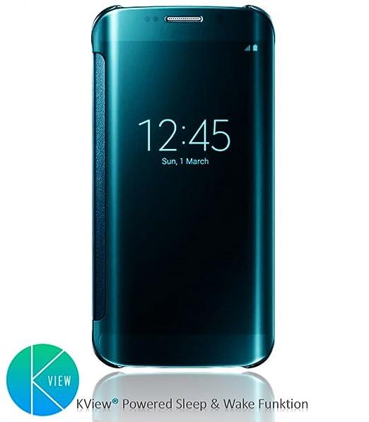 samsung custodia sottile per galaxy s6 edge plus blu