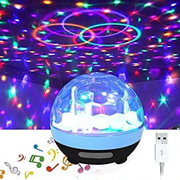 Amazon disco party light xiaokoa disco lights for parties lamp disco party light xiaokoa disco lights for parties lamp outdoor activity stage lighting dj supplies sound mozeypictures Image collections