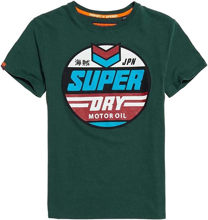 Superdry Tee Shirt Heritage Classic Tee nc: