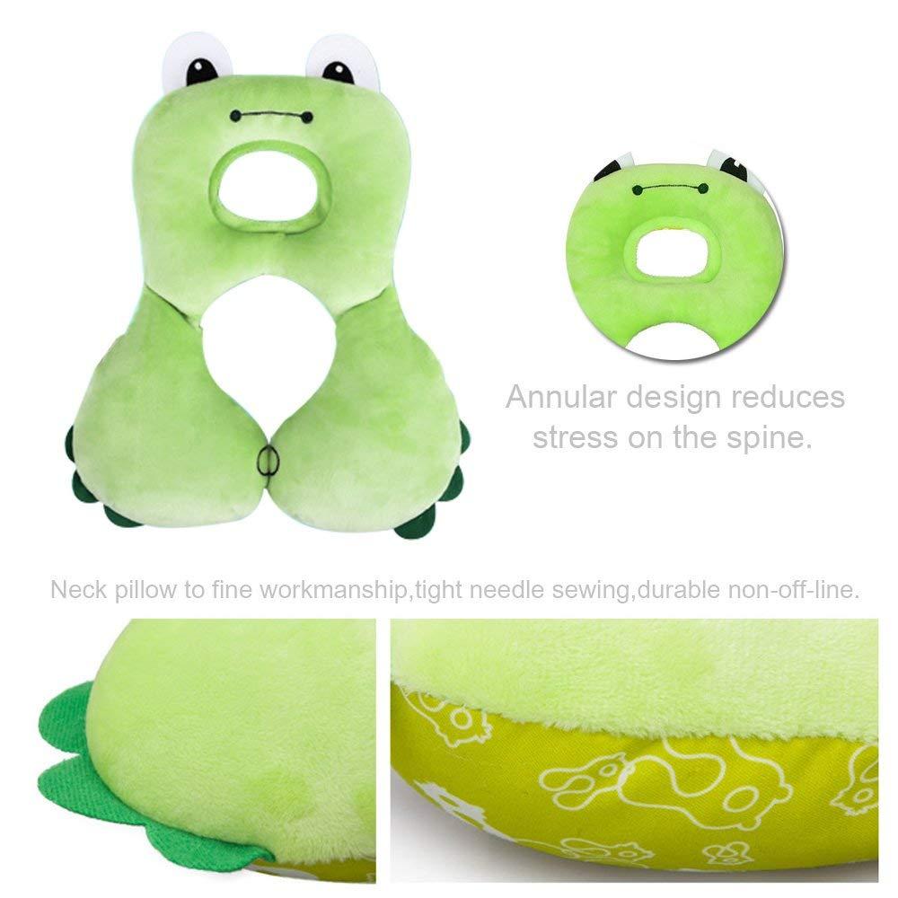 Reise Babytrage Strap Abdeckungen k/önnen f/ür Kinderwagen verwendet werden kann Kinderwagen Inchant Baby-Kopfst/ütze Infant Head /& Neck Support f/ür Autositz