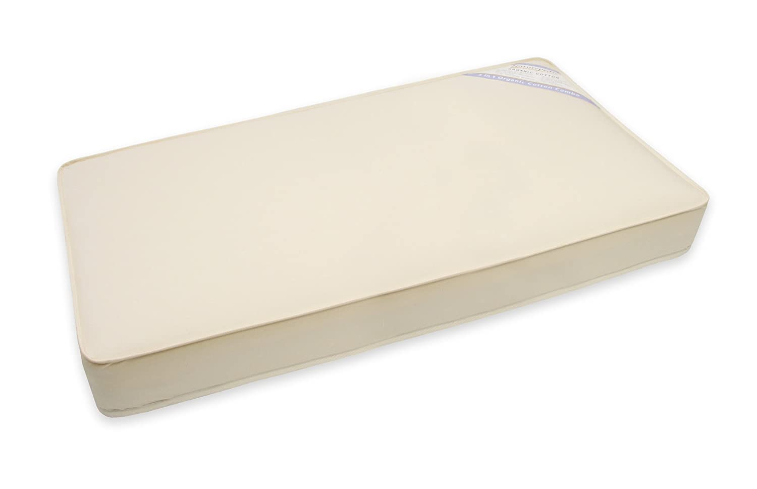 Amazon.com: Naturepedic Organic Full Mattress Ultra: Baby