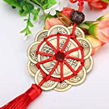 C&C Products Lucky Ancient Coins Prosperity Protection Feng Shui Mascot Crafts