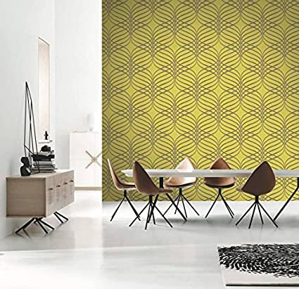 Eurotex 3d Modern Design Wallpaper Use As Wall Covering For