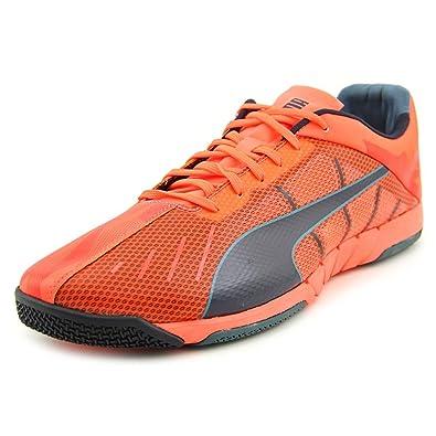 37d298066 PUMA Neon Lite 2.0 Indoor Soccer Shoe (Lava Blast