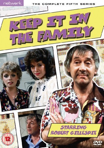 Persevere in It in the Family - Complete Series 5 ( Keep It in the Family - Complete Series Five ) [ NON-USA FORMAT, PAL, Reg.2 Import - Common Kingdom ] by Glyn Houston