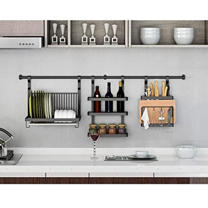 Buy Indian Decor 2 1 Kitchen Racks American Wall Mounted