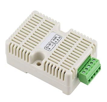 KKmoon 12/V 8/CH RS485/rel/émodbus RTU Protokoll Serial Port Remote Control Schalter f/ür PLC control Dichtung