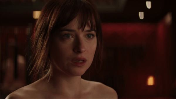 Fifty Shades Of Grey The Red Room