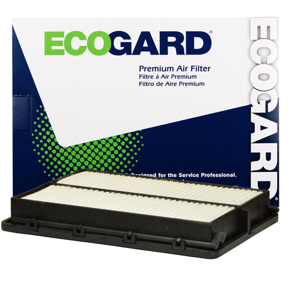 ECOGARD XA10460 Premium Engine Air Filter Fits Kia Sorento, Sedona / Hyundai Santa Fe
