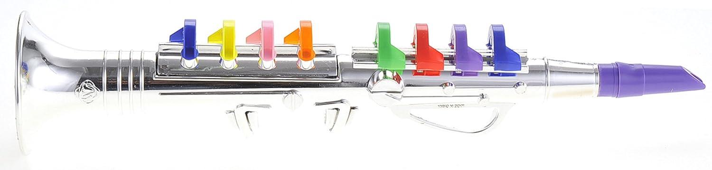 Metallic Silver PowerTRC® PowerTRC Clarinet with 8 Colored Keys