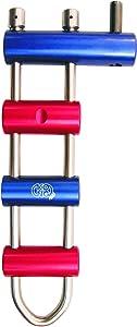 KONG RACKONG, DISCENTER/FRENAGGIO Variable, Red/Blue/Gloss
