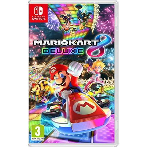 chollos oferta descuentos barato Mario Kart 8 Deluxe