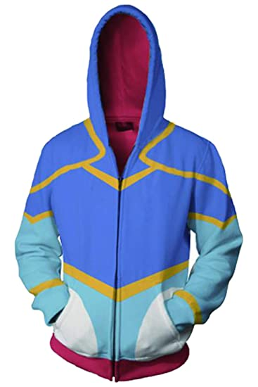 Costumes Clothing & Accessories DAIKEN Anime Hoodie Pidge Keith Lance Cosplay 3D Printed Zipper Lightweight Hooded Sweatshirt Jacket