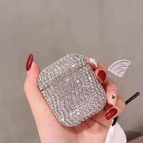 MUDIOU para Huawei Funda,Estuche Doble de Diamantes Deluxe para Auriculares para Una o Dos Generaciones: Amazon.es: Handmade