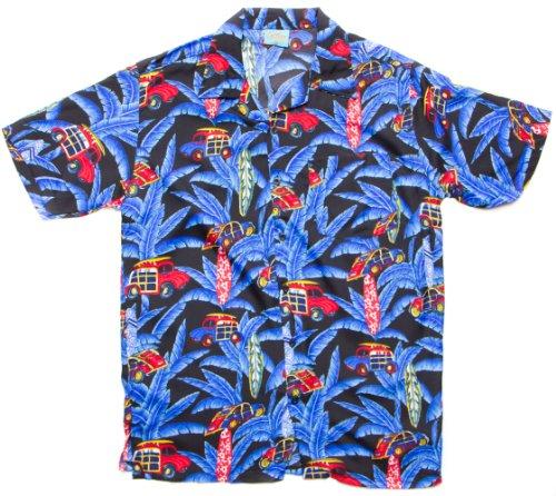 ragstock-mens-hawaiian-palm-cruiser-print-aloha-shirt-black-x-large