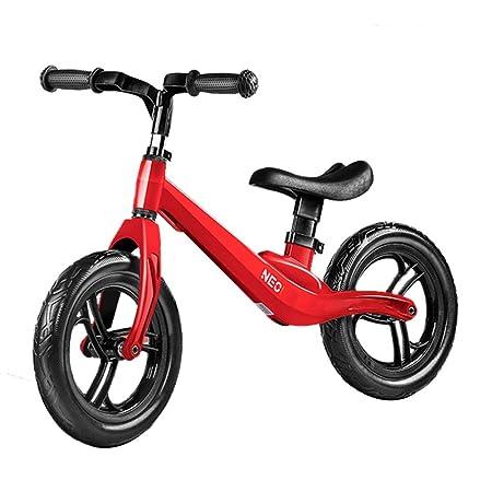 AMDHZ Bicicleta De Equilibrio Infantil Sin Pedal 1-3-6 Años De ...