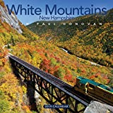 2019 White Mountains Wall Calendar: New Hampshire