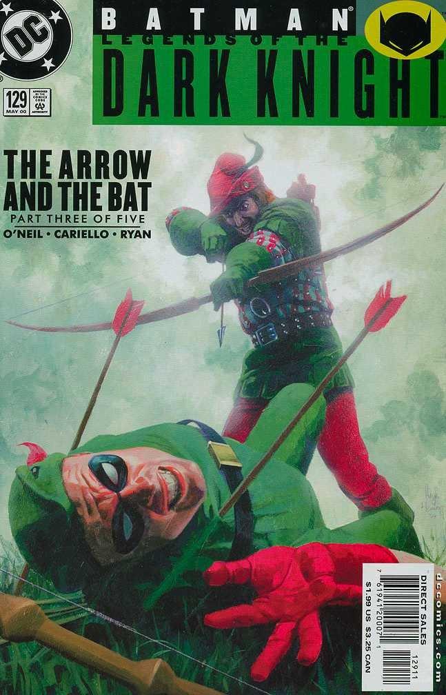 Batman: Legends of the Dark Knight, Edition# 129 PDF