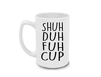 Could fuck up a cup of coffee are