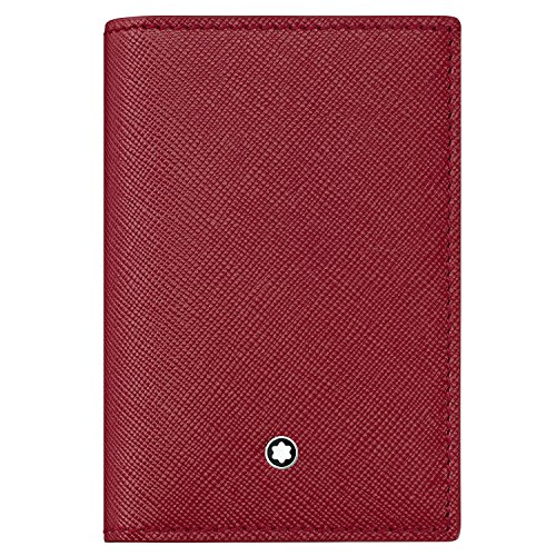 Montblanc 115848 Business Card Holder with Gusset by MONTBLANC
