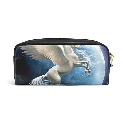 jstel Pegasus unicornio escuela lápiz bolsa para bebés de ...