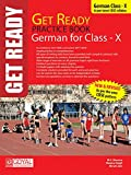 Get Ready Practice Book German for Class - X