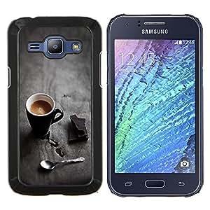 Dragon Case - FOR Samsung Galaxy J1 J100 J100H - Long-term partner - Caja protectora de pl??stico duro de la cubierta Dise?¡Ào Slim Fit