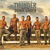 Thunder From Down Under 2015 Premium Wall Calendar