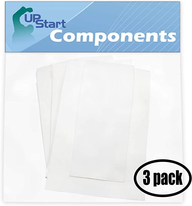 Upstart Battery 9 Replacement for Nilfisk ReliaVac 16HP Vacuum Bags - Compatible with Nilfisk F & G Vacuum Bags (3-Pack - 3 Vacuum Bags per Pack)