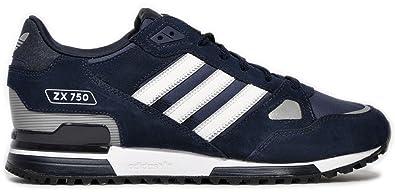 adidas zx 750 uomo blu