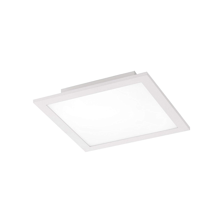 Paul Neuhaus 8095-16 Q-FLAG CCT LED Panel Deckenleuchte Smart Home 1800 Lumen dimmbar 30x30 cm inkl. Fernbedienung