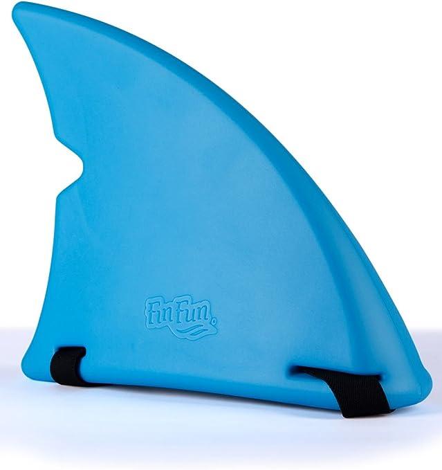 Amazon.com: Aleta de tiburón para nadar y disfraz de ...