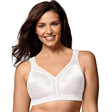 654cb904a0d2 Playtex 18 Hour Original Comfort Strap Wirefree Bra at Amazon Women's  Clothing store: