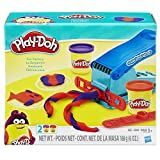 Play-Doh Basic Fun Factory Shape Making Machine with 2 Non-Toxic Play-Doh Colors