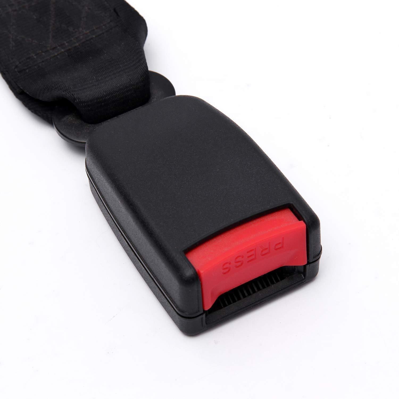 1 Pcs Cintura Di Sicurezza//Cintura Auto Prolunga丨25cm