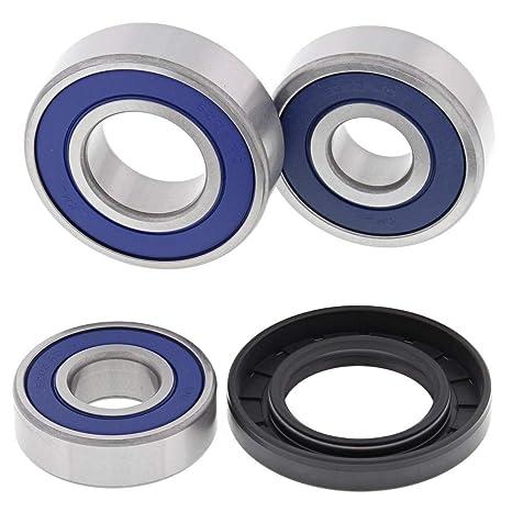 Amazon com: New All Balls Rear Wheel Bearing Kit 25-1236 for Suzuki