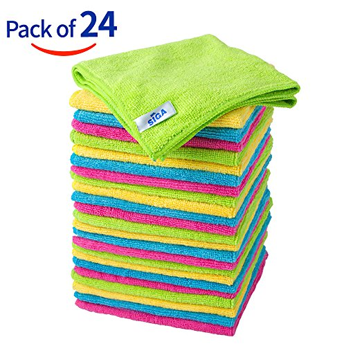 SIGA Microfiber Cleaning Cloth Pack product image
