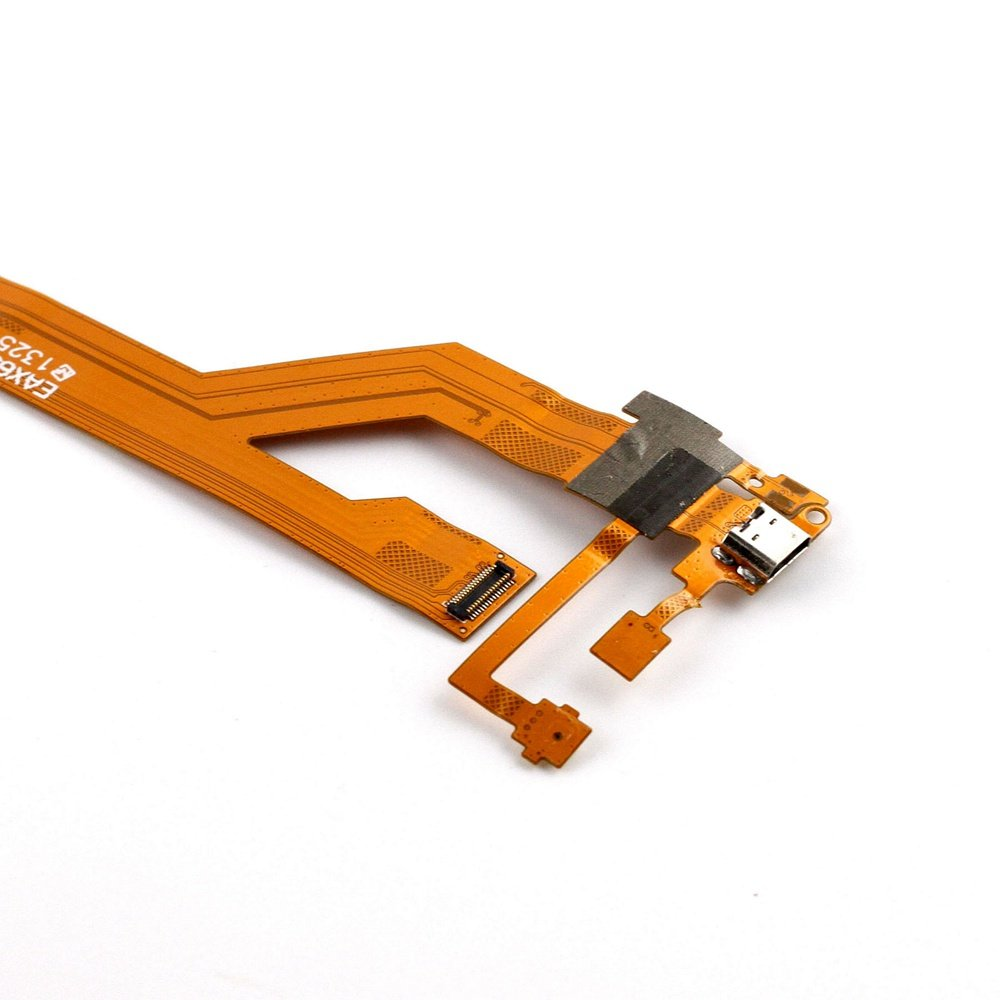 XQ - Tail Inserted USB Charging Port Flex Cable For LG G Tablet 8.3 V500 Replacement by xinqiutouchthefuture (Image #3)