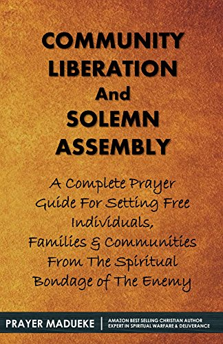 Community Liberation And  Solemn Assembly