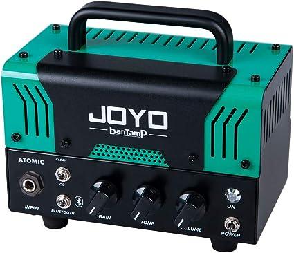 Amazon.com: Joyo BantamP-ATOMIC Amplificador para Guitarra ...