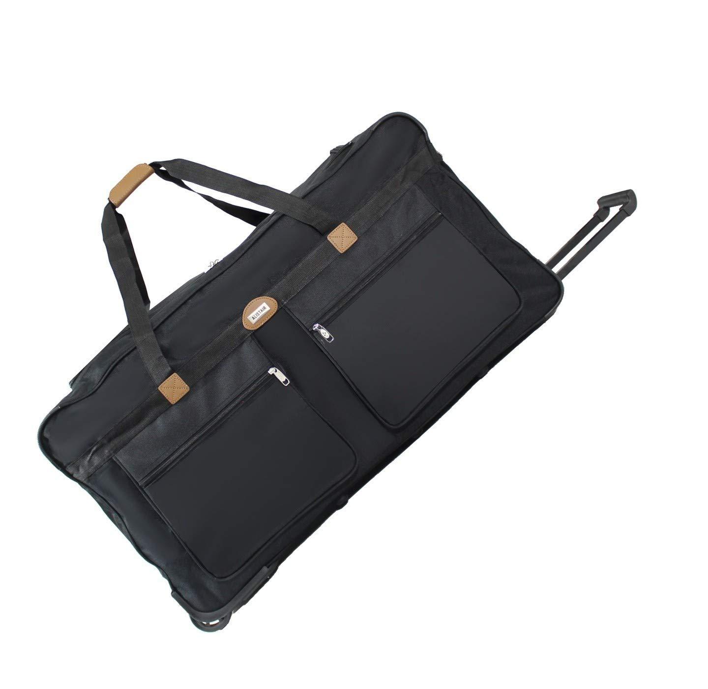 Bolsa de viaje con ruletas Utopia BiBrown Talla Media 75cm