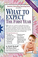 What to Expect the First Year, Second Edition Paperback