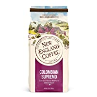 Deals on New England Coffee Colombian Supremo 11oz