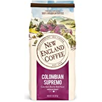 New England 11oz Medium Roast Ground Coffee Colombian Supremo