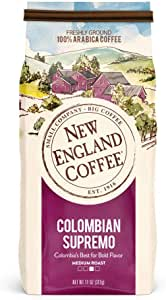New England Coffee Colombian Supremo, 11 Ounce