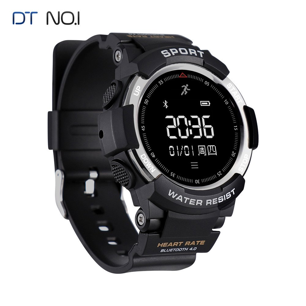 GZCRDZ F6 Smart Watch IP68 - Reloj Bluetooth Impermeable, con ...