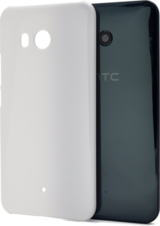 2462b00619 Amazon   PLATA HTC U11 HTV33 スマホケース ハードケース 【 ブラック 】 シンプル 無地 保護 ハード 背面 背面型  バックケース   ケース・カバー 通販